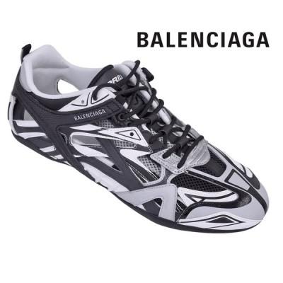 バレンシアガ BALENCIAGA Drive パネル スニーカー 624343-W2FD1-1019