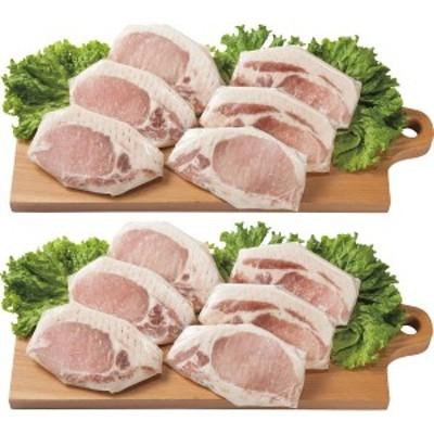 【送料無料】西京味噌 国産豚ロース肉塩麹漬(12枚) KF-B12【代引不可】【ギフト館】