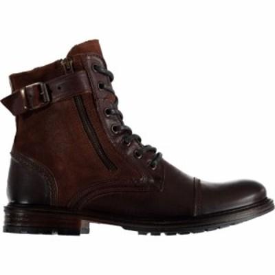 デューン Dune London メンズ ブーツ シューズ・靴 cleaveland leather boots TAN