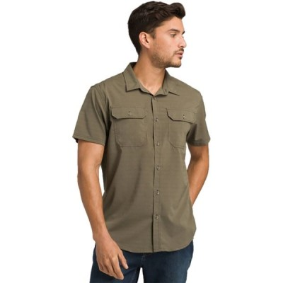 プラーナ シャツ メンズ トップス Cayman Tall Shirt - Men's Cargo Green