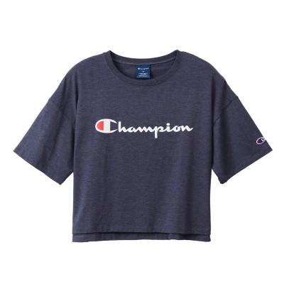 ウィメンズ クロップドTシャツ 20SS スポーツ チャンピオン(CW-RS304)