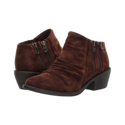 Blowfish ブローフィッシュ レディース 女性用 シューズ 靴 ブーツ アンクルブーツ ショート Wander - Rust Rocky Oak PU