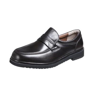 モーガンクイーン424ブラウン5Eの超幅広カジュアルシューズMORGAN QUINNシープ革使用紳士靴