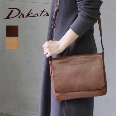 ショルダーバッグ Dakota ダコタ ロザリア 本革【B5】【日本製】 1033953