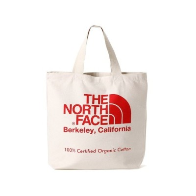 Forget-me-nots / THE NORTH FACE トートバッグ Organic C Tote NM81971 WOMEN バッグ > ショルダーバッグ