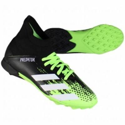 ジュニア プレデター 20.3 TF J シグナルグリーン×フットウェアホワイト 【adidas|アディダス】サッカーフットサルジュニアトレーニン