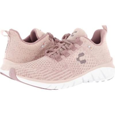 チャーリー CHARLY レディース シューズ・靴 Distinct PFX Pink/White