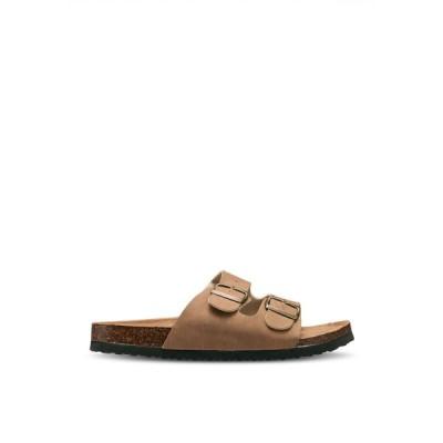 コットンオン Cotton On メンズ サンダル シューズ・靴 Double Buckle Sandals Brown