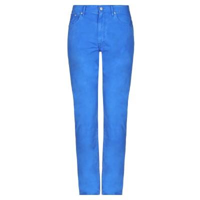 POLO RALPH LAUREN パンツ ブルー 36W-32L コットン 100% パンツ