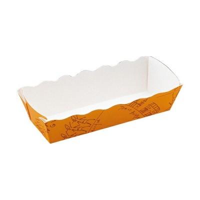ベーキングトレー S(イングランド) 50枚入 パウンドケーキ型 , パウンド , チーズケーキ , ベーキングトレー , ブランデーケーキ BT101L-50