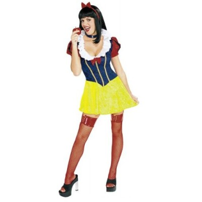 白雪姫 コスチューム - スモール - ドレス サイズ 6-8(海外取寄せ品)