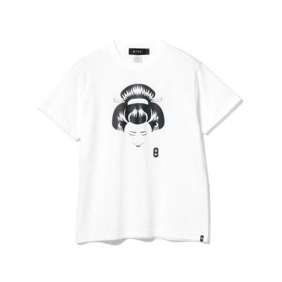 tシャツ Tシャツ OTAS / 切り絵 会釈 Tシャツ