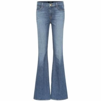 ジェイ ブランド J Brand レディース ジーンズ・デニム ボトムス・パンツ Valentina high-rise flared jeans endeavor