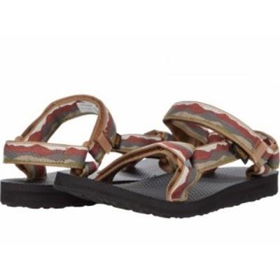 Teva テバ レディース 女性用 シューズ 靴 サンダル Original Universal Vista Neutral【送料無料】