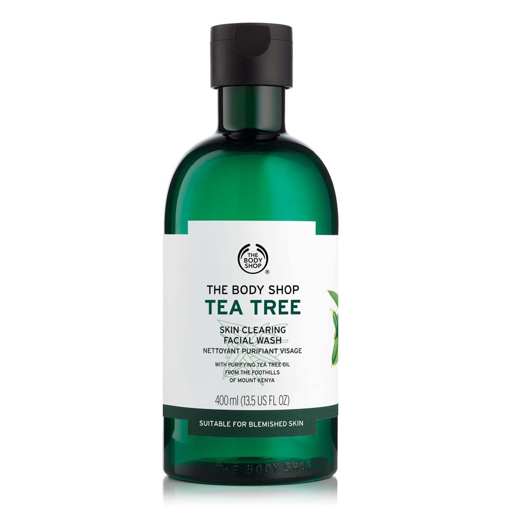 茶樹淨膚深層潔面膠-400ML(限量)