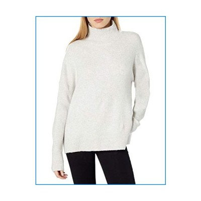 French Connection Women's Flossy Weekend Sweater, Dove Gray Melange, X-Small【並行輸入品】