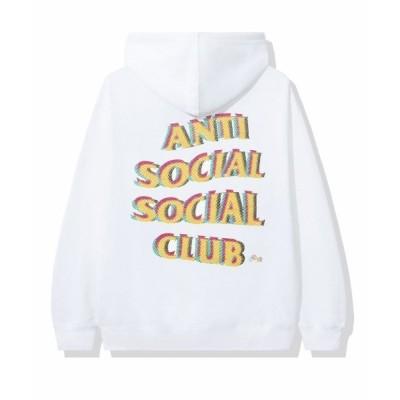 CLUB PARK / AntiSocialSocialClub/アンチソーシャルソーシャルクラブ/StirCrazyHoodie/グラフィックパーカー MEN トップス > パーカー