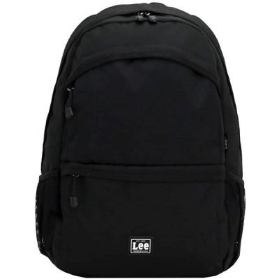 [リー] Lee リュックサック デイパック メンズ レディース A4 0421242 (ブラック)