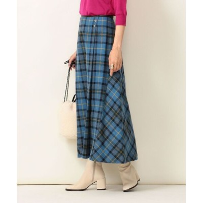 SHIPS for women / SHIPS any: IN.TES.PRA チェックタックスカート◆ WOMEN スカート > スカート