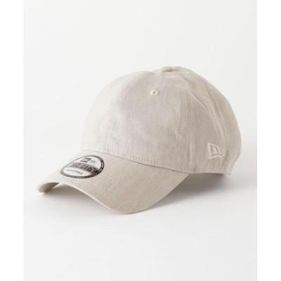 green label relaxing / [ 別注 ][ ニューエラ ] NEW ERA SC リネン シャンブレー キャップ WOMEN 帽子 > キャップ