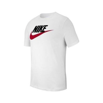 ナイキ(NIKE) Tシャツ 半袖 フューチュラ アイコン AR5005-100 (メンズ)