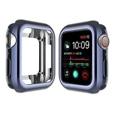 【新品・送料無料】ソフトTPUケース Apple Watchと互換性があり、シリーズ5/4/3/2/1 38mm 40mm 42mm 44mmの環境ソフトフレキシブルTPU耐