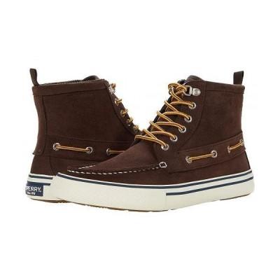 Sperry スペリー メンズ 男性用 シューズ 靴 ブーツ レースアップ 編み上げ Bahama Storm Boot - Brown/Khaki