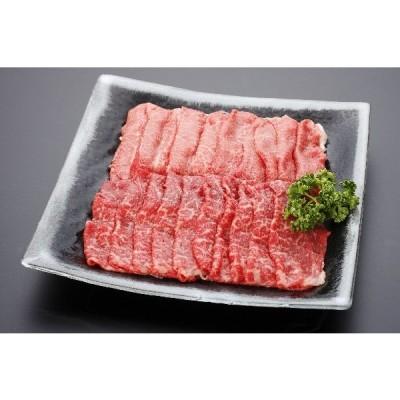 お取り寄せグルメ産地直送 山形牛 すき焼き500g(肩・もも)
