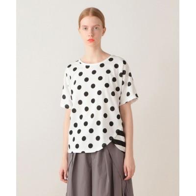 FRAPBOIS / ポルボーダー カットソー WOMEN トップス > Tシャツ/カットソー