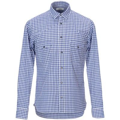 マウロ グリフォーニ MAURO GRIFONI シャツ ブライトブルー 39 コットン 100% シャツ