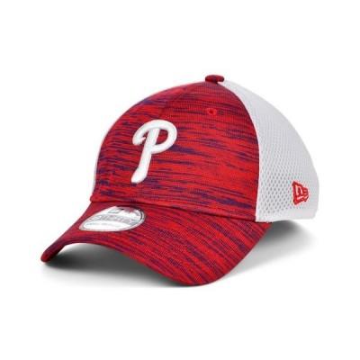 ニューエラ メンズ 帽子 アクセサリー Philadelphia Phillies English Knit Neo 39THIRTY Cap