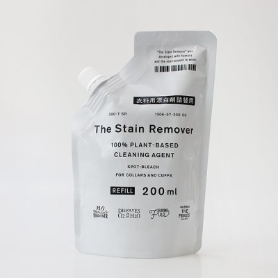 THE ザ|The Stain Remover 衣料用漂白剤 詰替用 200ml
