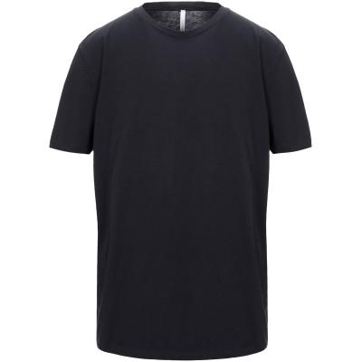 BELLWOOD T シャツ ブラック 46 コットン 100% T シャツ