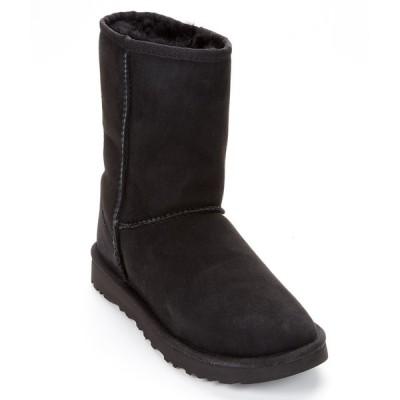 アグ レディース ブーツ シューズ・靴 UGG Classic Short Boots II Black