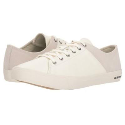 シービーズ メンズ スニーカー シューズ Monterey Sneaker White