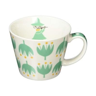 MOOMIN (ムーミン) 「 クッカ 」 スープカップ(スープマグ) グリーン (化粧箱入) MM1003-36