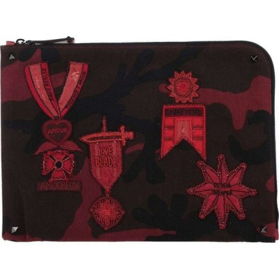 ヴァレンティノ VALENTINO GARAVANI レディース ハンドバッグ バッグ handbag Maroon