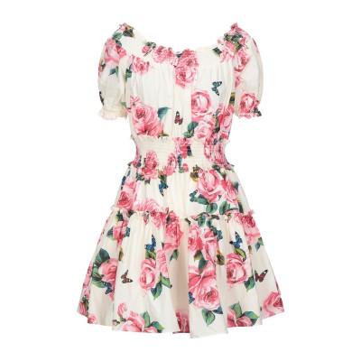 NO SECRETS ミニワンピース&ドレス ベージュ 42 コットン 100% ミニワンピース&ドレス