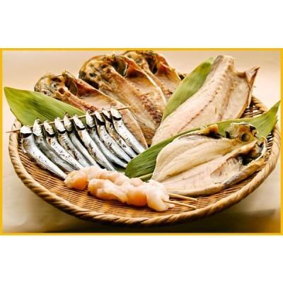 干物 静岡 産地直送 干物セット 手作りの無添加の干物(5〜6種類) 静岡 伊東漁港 国産近海魚 送料無料 ギフト                  干物 お中