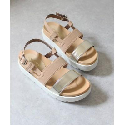 Shoe Fantasy / カップインソールサンダル【日本製】 WOMEN シューズ > サンダル