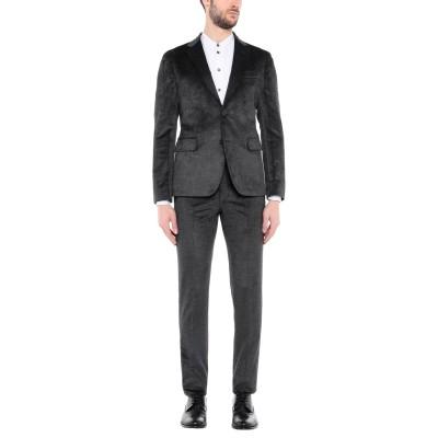 ブライアン デールズ BRIAN DALES スーツ スチールグレー 54 コットン 49% / レーヨン 49% / ポリウレタン 2% スーツ
