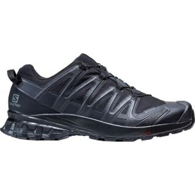 サロモン メンズ スニーカー シューズ XA Pro 3D V8 GTX Trail Running Shoe Black/Black/Black