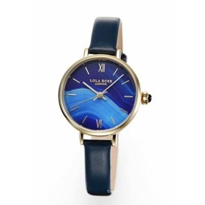 ローラローズ 時計 LOLA ROSE レディース 腕時計 Sapphire Agate LR2036