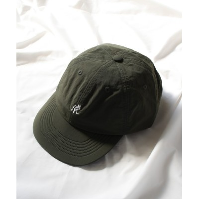 realize / 【63】【GRAMICCI】SHELL UMPIRE CAP WOMEN 帽子 > キャップ