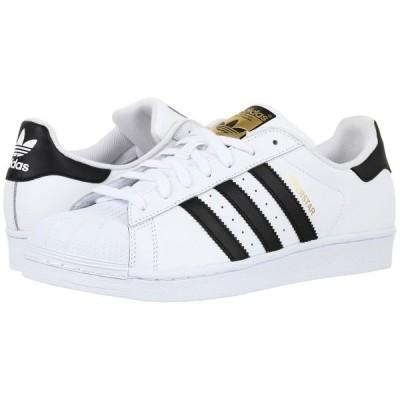 アディダス adidas Originals メンズ スニーカー シューズ・靴 Superstar Foundation Footwear White/Core Black/Footwear White