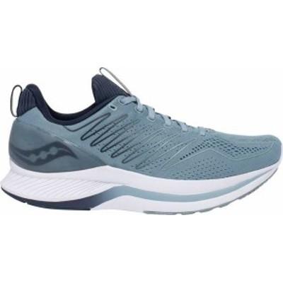 サッカニー メンズ スニーカー シューズ Saucony Men's Endorphin Shift Running Shoes Indigo