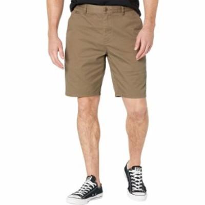クイックシルバー Quiksilver メンズ ショートパンツ ボトムス・パンツ Everyday Union 20 Stretch Shorts Kalamata