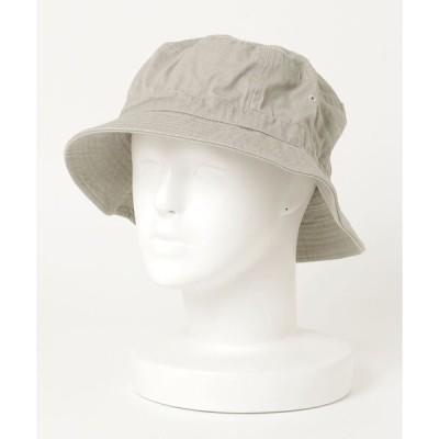 帽子 ハット COBRA CAPS/コブラキャップス BUCKET WASHED COTTON HAT バケットウォッシュドコットンハット