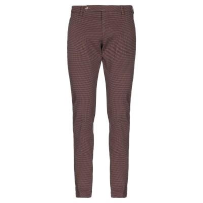 アントレ アミ ENTRE AMIS パンツ 赤茶色 29 コットン 84% / ポリエステル 14% / ポリウレタン 2% パンツ