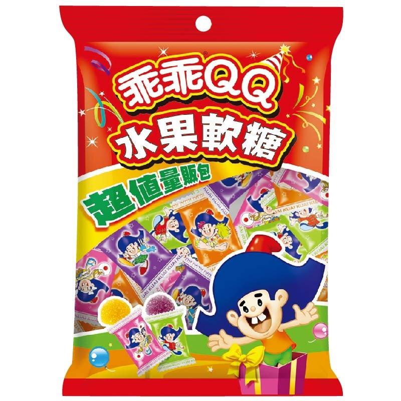 乖乖QQ 水果軟糖量販包